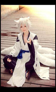 Inu x Boku SS Soushi Miketsukami cosplay...I want to find this person and marry them...This is beautiful