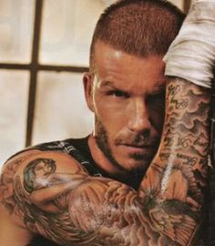 Is it obvious I have a thang for Beckham?