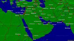 Naher Osten Städte | Mittlerer Osten Reiseführer