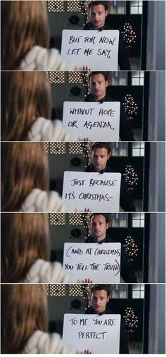 Love Actually....is all around...