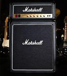 Mini geladeira da Marshall! Esse eu quero pra ontem!!!!