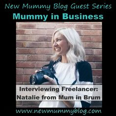 Hello lovelies! I hope you will take a few minutes to read about the lovely blogger Natalie from Mum in Brum who has beena freelancer since her maternity leave. I hope this 'Mummy In Business' series will showcase a mums who are starting out on their own with their own businesses or embarking on a new challenge for instance freelancing, and see what other mummy's are up to and how they readjusttheir work life balances. If you're a mummy in business, please let me know (or download the…