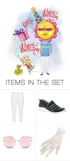 """Untitled #2795"" by tarakaypoly ❤ liked on Polyvore featuring art, happybirthday, polyvorecommunity, polyvoreeditorial and polyfriends"