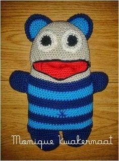 Amigurumi Open Mouth : 1000+ images about Crochet buddy * Haken zorgenvriendje on ...