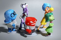 (5pcs/lot) 6-8CM Inside Out figures Toys PVC Action Figures Doll Movie Anger Joy Fear Disgust And Sadness for Kids Gift - http://manydolls.com/?product=5pcs-lot-6-8cm-inside-out-figures-toys-pvc-action-figures-doll-movie-anger-joy-fear-disgust-and-sadness-for-kids-gift