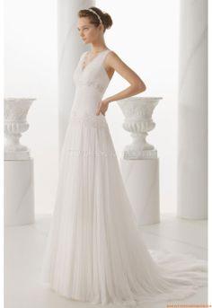 Vestido de novia Alma Novia 112 Nantes 2014