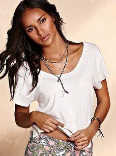 Victoria's Secret NEW! Short-sleeve...     $39.50