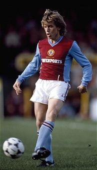 Tony Morley Aston Villa 1982