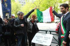 Torino dedica un giardino ad Augusto Daolio