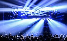 ROBE lighting at Alejandro Fernandez World Tour 2013 & Robe Lighting (robelighting) on Pinterest