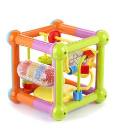 Look what I found on #zulily! Little Tikes Playful Basics Play Cube by Little Tikes #zulilyfinds