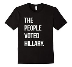Men's The People Voted Hillary T-shirt 3XL Black BuzzTshirt https://www.amazon.com/dp/B01N6RYT40/ref=cm_sw_r_pi_dp_x_L-NHybG2QV5T0