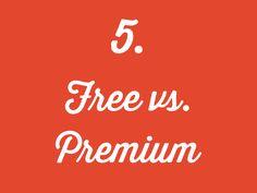 Wordpress: Temi free vs. premium