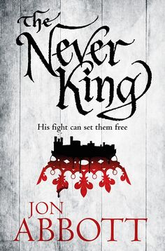 Today we have a cover reveal for you . . . and a mystery!THE NEVER KING is  a gripping gaol-break story,an action-packed tale of revenge, oppression  and heroism. It's a standalone novel,perfect for fans of epic fantasy by  David Gemmell, Brandon Sanderson, John Gwynne or Joe Abercrombie. And it's  coming to a bookshop near you in May 2017!