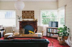Kirsty & Simon's Cozy Century-Old Coastal Cottage