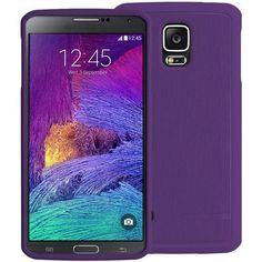 Body Glove Samsung Galaxy Note 4 Satin Case - Grape