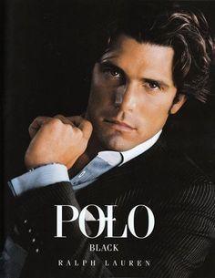 Nacho Figueras - Ph: Ralph Lauren Polo Black Fragrance Contract 2010