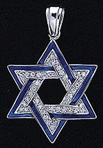 Jewelry Star of David, Silver Star pendant Star Of David Pendant, Star Pendant, International Craft, Bat Mitzvah Gifts, Jewish Jewelry, Jewish Gifts, Jewish Art, Menorah, Star Necklace