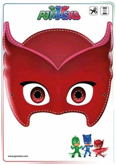 Looking for PJ Masks Games & Activities? Print out these Owlette, Gekko, and Catboy masks free! Looking for PJ Masks Games & Activities? Print out these Owlette, Gekko, and Catboy masks free! Pj Masks Printable, Printable Halloween Masks, Party Printables, Free Printables, Pj Masks Games, Cat Games, Pj Max, Pj Masks Costume, Pj Masks Owlette Costume