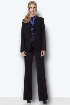 Black Blazers, Style, Fashion, Moda, La Mode, Fasion, Fashion Models, Black Jackets, Trendy Fashion