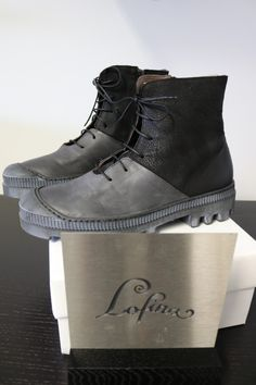 352566b7b97 9 Best Lofina Shoes images in 2018 | Lace up, Leather Boots, Leather ...