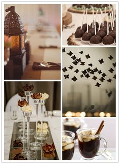 Idk about wedding but I could eat chocolate anytime