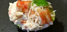 Новогодние идеи с края Земли: авокадо фаршированный крабом Sushi, Cabbage, Grains, Stuffed Mushrooms, Menu, Vegetables, Ethnic Recipes, Food, Sorting