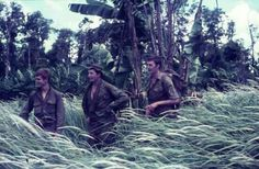Soldiers of 3RAR, 1971