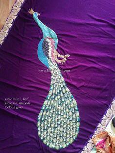 Multi Threading, Thread Work, Designer Sarees, Formal Dresses, Fashion, Dresses For Formal, Moda, Formal Gowns, Fashion Styles