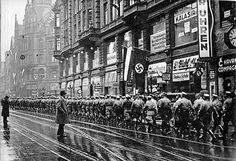 HANNOVER 1933 GEORGSTR