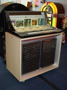 Jukebox Restorers - Voor Service Op Maat