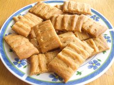 Disse småkakene har deilig karamellsmak og er populære året rundt!
