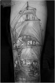 old ship tattoo - Google Search