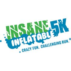 Insane Inflatable 5K: Tulsa, OK 5/30/2015