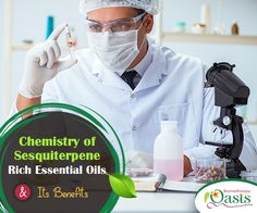 New Blog Post: The Chemistry of #Sesquiterpene Rich #Essential_Oils and Its Benefits.
