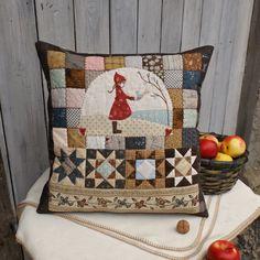 Gerda - polštář - quilt