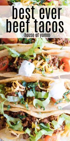The absolute BEST ground beef Taco Meat! An easy to make homemade taco seasoning. - 5000 - Easy Ground - easy ground beef recipes - The absolute BEST ground beef Taco Meat! An easy to make homemade taco seasoning… – 5000 – Healthy Soup Recipes, Meat Recipes, Cooking Recipes, Homemade Spices, Homemade Seasonings, Ground Beef Tacos, Ground Meat, Mexican Chicken Recipes, Ground Beef Recipes Easy