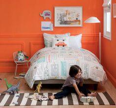 joyeux orange