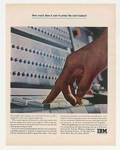 Some of the best, the worst, and the weirdest ads in computer history. 8 megabytes of JPEGs after the jump!