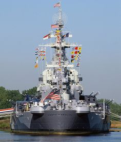 Battleship NORTH CAROLINA | Wilmington, NC