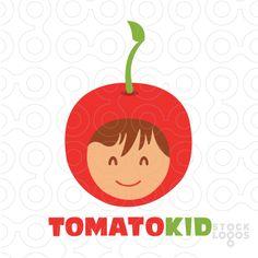 #Tomato #Kid #Logo | #Kids #store