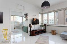 Lovely glossy wooden floors