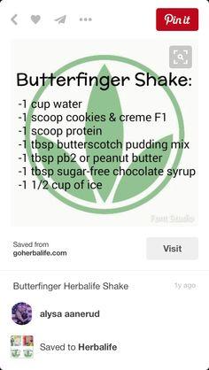 Herbalife Meal Plan, Herbalife Shake Recipes, Herbalife Nutrition, Smoothie Drinks, Smoothie Recipes, Tea Recipes, Smoothies, Healthy Recipes, Smoothie