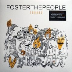 Foster The People Torches Vinyl LP