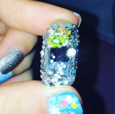 #Aquarium #nails Descubre las #uñas de la próxima temporada #nailart #beauty