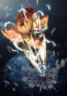 Demon Slayer: Kimetsu No Yaiba manga online Demon Manga, Manga Anime, Otaku Anime, Manga Art, Anime Art, Cool Anime Wallpapers, Animes Wallpapers, Wallpaper Wallpapers, Demon Slayer