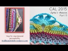 Sophie's Universe CAL part 11 - YouTube