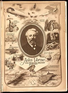 Terms to Know: Voyages Extraordinaires http://www.victorianadventureenthusiast.com/index/terms-to-know-voyages-extraordinaires/ #steampunk #julesverne