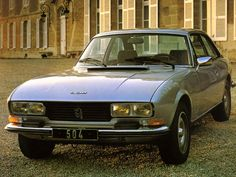 1974 Peugeot 504 Coupé my other blogs: www.german-cars-after-1945.tumblr.com & www.japanesecarssince1946.tumblr.com