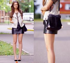 Muted (by Nika H) http://lookbook.nu/look/3884334-Muted